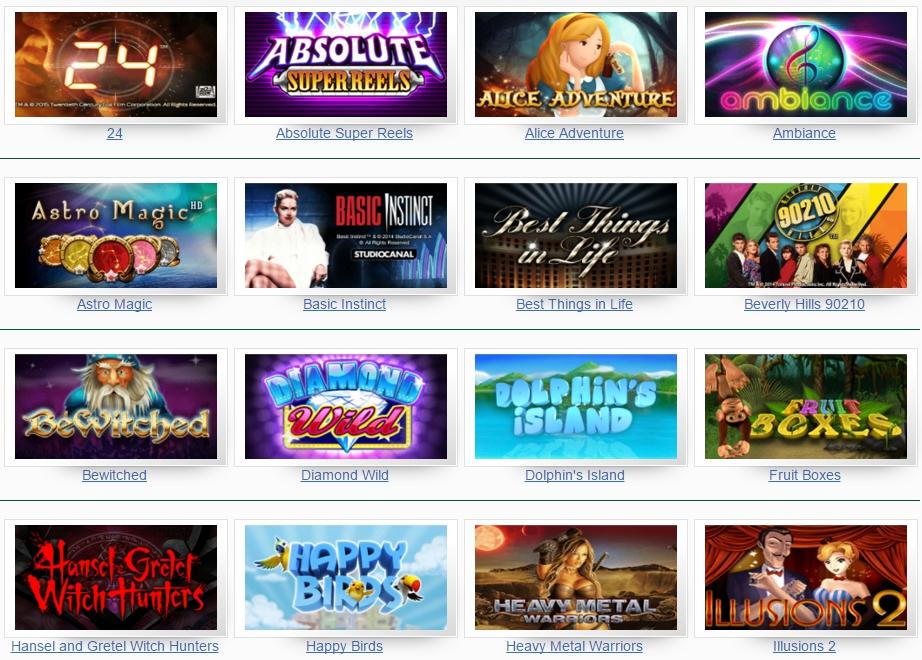 Игровые автоматы iSoftbet в казино Вулкан