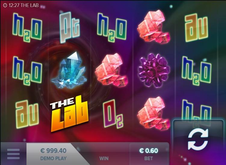 Игровой автомат The Lab