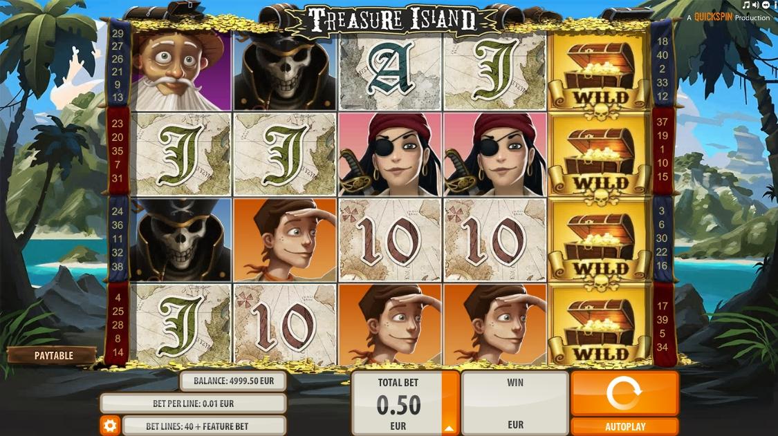 Игровые автоматы Quickspin в казино Вулкан